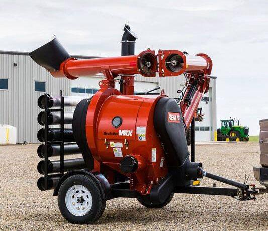 Grain Vacs – Rea Agri-Services