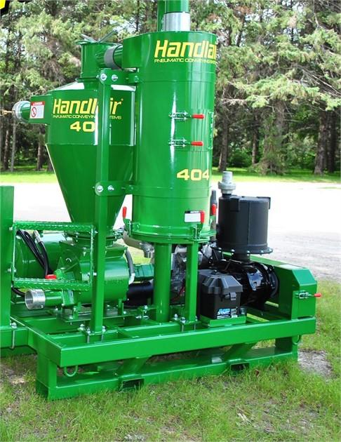 Handlair 404 Grain Vac